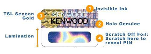 Các nhận biết máy bộ đàm Kenwood chính hãng và máy Kenwood fake