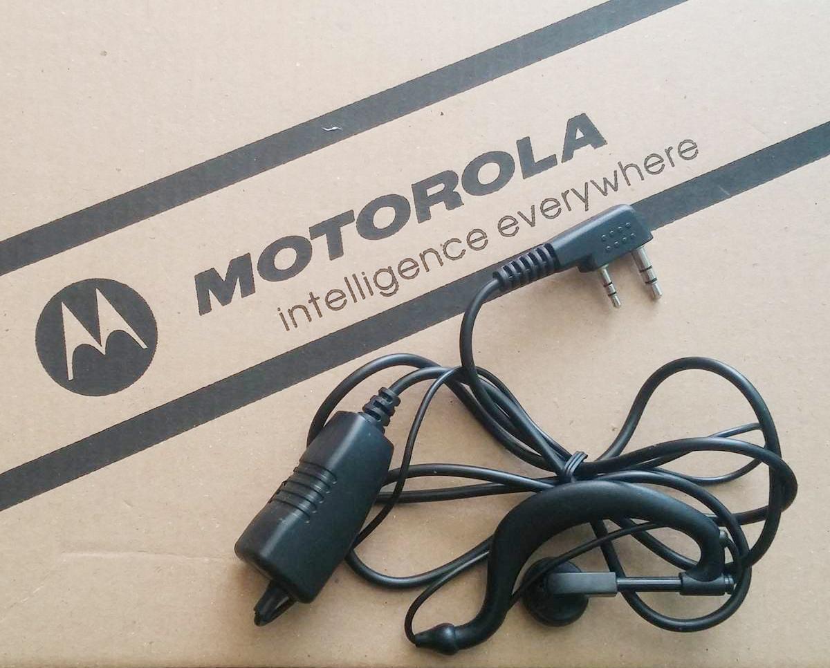 Tai nghe máy bộ đàm Motorola, Kenwood giá rẻ