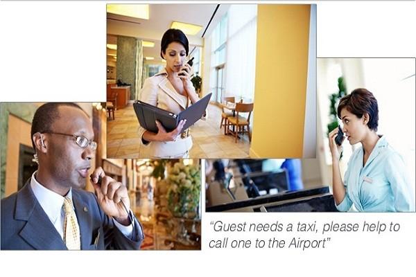 Bạn có biết tầm quan trọng của bộ đàm khách sạn