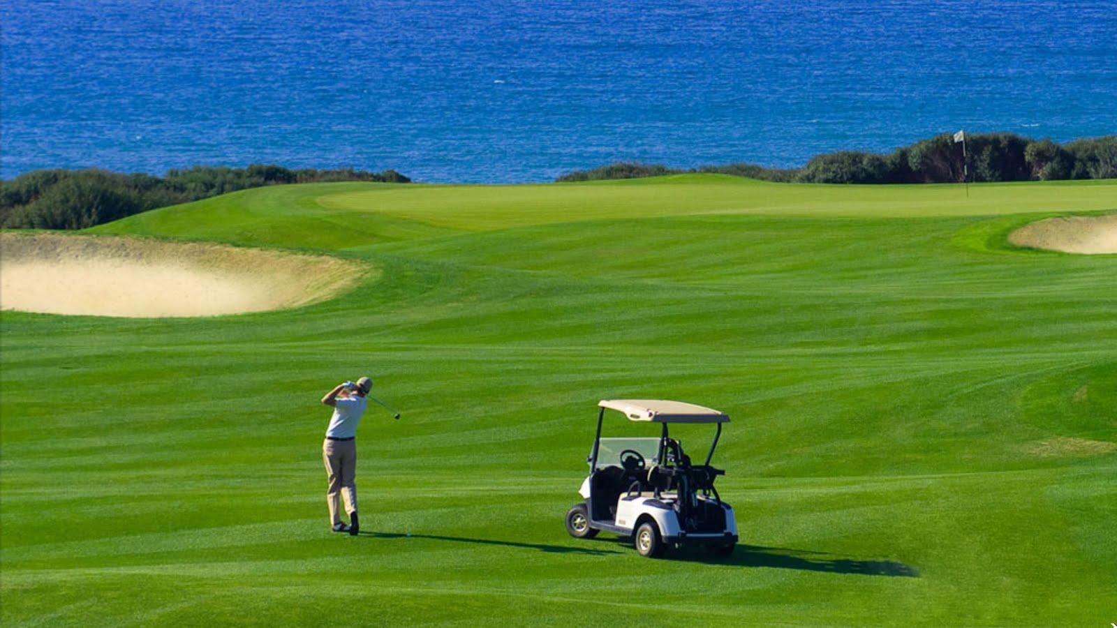 Quản lý sân golf hiệu quả với thiết bị bộ đàm cầm tay