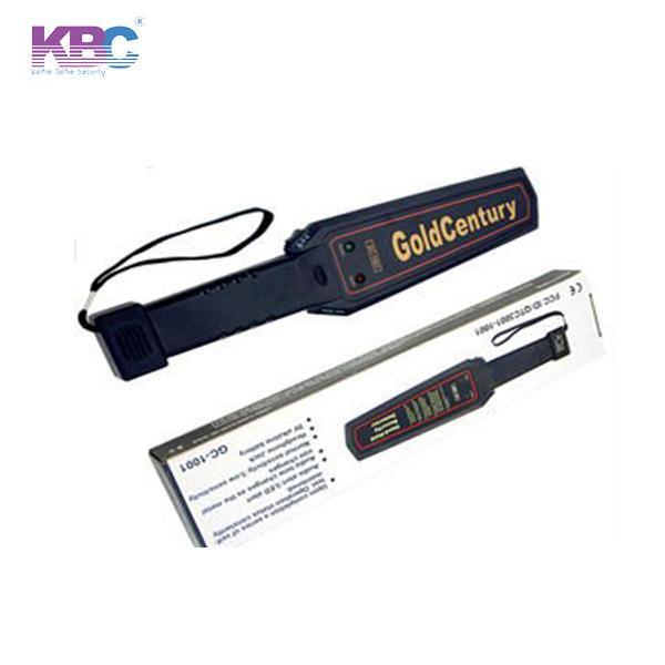 Máy dò kim loại Gold Century GC-1001, Máy dò kim loại cầm tay Gold Century