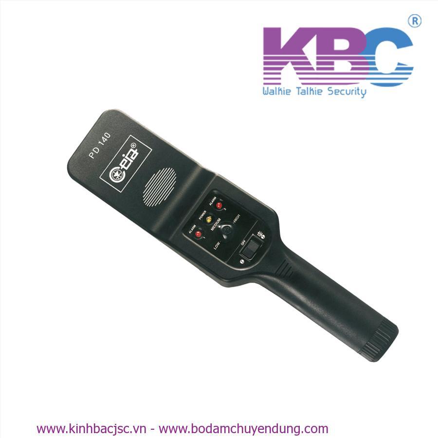 Máy Dò Kim Loại PD140, Máy dò kim loại cầm tay PD140 - Đài Loan