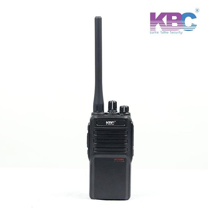 Bộ Đàm Cầm Tay KBC PT7000 - Bộ đàm chính hãng