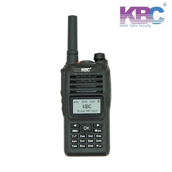 Bộ đàm cầm tay KBC IPX-86 - Bộ đàm 3G/4G/LTE/Wifi