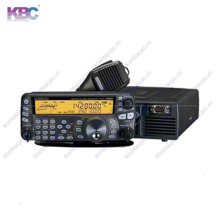 Máy Bộ đàm trạm chính Kenwood TS-480SAT/HX cố định